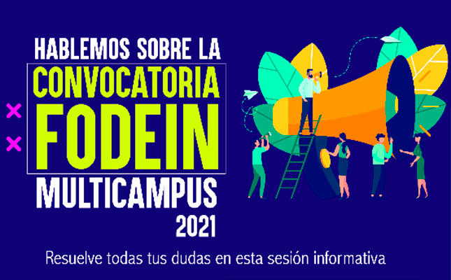 Convocatoria Fodein Multicampus - 2021